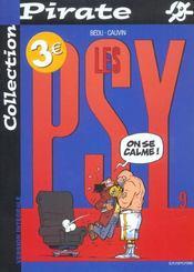 Les Psy Pirate T.9 ; On Se Calme - Intérieur - Format classique