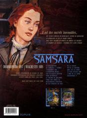 Secrets Samsara T.2 - 4ème de couverture - Format classique