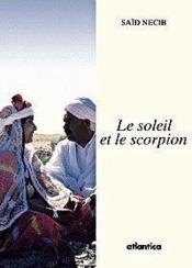 Le Soleil Et Le Scorpion - Couverture - Format classique