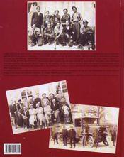 Lozere 1920-1950 - 4ème de couverture - Format classique