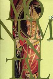 MONUMENTAL N.18 ; les peintures murales (1) - Couverture - Format classique
