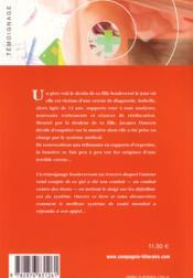 Lupus in fabula - 4ème de couverture - Format classique