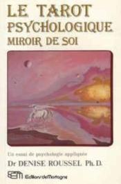 Tarot Psychologique Miroir De Soi - Couverture - Format classique