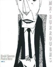 Mr burroughs - Couverture - Format classique