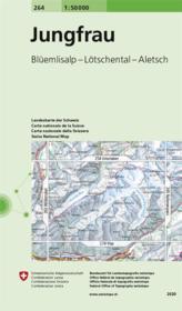 Jungfrau - Couverture - Format classique