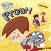Prout! : l' impolitesse - Couverture - Format classique