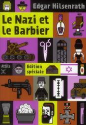 Le nazi et le barbier - Couverture - Format classique
