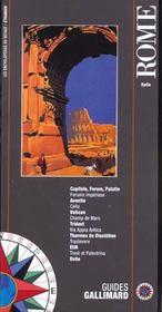 Rome (Capitole, Forum Et Colisee, Basilique Saint-Pierre, Chate - Intérieur - Format classique