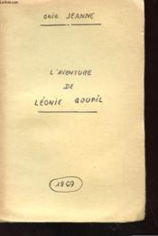 L'Aventure De Leonie Goupil - Couverture - Format classique