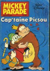 Mickey Parade. Cap'Taine Picsou. - Couverture - Format classique