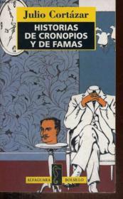 Historias De Cronopios Y De Famas - Couverture - Format classique