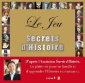 telecharger Le jeu – secrets d'histoires – coffret livre PDF/ePUB en ligne gratuit