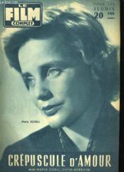 Film Complet N° 620 - Crepuscule D'Amour - Couverture - Format classique