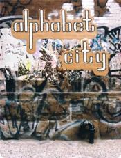 Alphabet City /Anglais - Couverture - Format classique