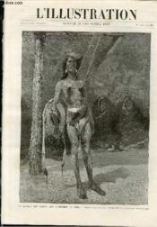 L'ILLUSTRATION JOURNAL UNIVERSEL N° 2496 - Gravures: la revolte des indiens dans l'Amerique du Nord, danse de guerre des