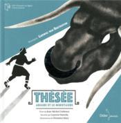 Thésée, Ariane et le Minotaure - Couverture - Format classique