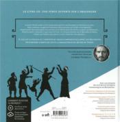 Thésée, Ariane et le Minotaure - 4ème de couverture - Format classique