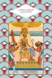 Le petit livre de l'Egypte - Couverture - Format classique