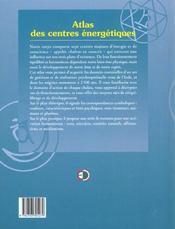 Atlas des centres energetiques - 4ème de couverture - Format classique