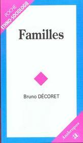 Familles - Intérieur - Format classique