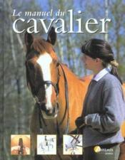 Le manuel du cavalier - Couverture - Format classique