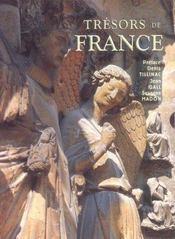 Trésors de la france - Intérieur - Format classique