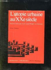 Utopies Urbaines - Couverture - Format classique