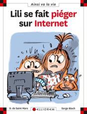 Lili se fait piéger sur internet - Couverture - Format classique