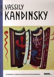 Vassily Kandinsky - Intérieur - Format classique