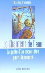 Chanteur De L'Eau - Intérieur - Format classique