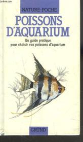 Poissons D'Aquarium - Couverture - Format classique