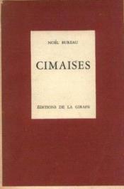 Cimaises - Couverture - Format classique