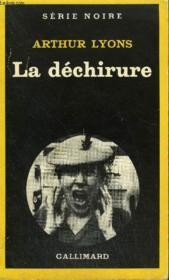 Collection : Serie Noire N° 1842 La Dechirure - Couverture - Format classique
