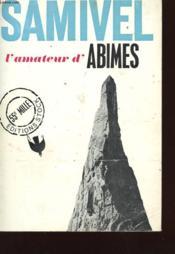 L'Amateur D'Abimes - Couverture - Format classique