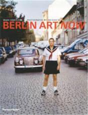 Berlin art now - Couverture - Format classique