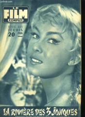 Film Complet N° 621 - La Riviere Des 3 Jonques - Couverture - Format classique