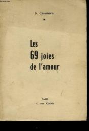 Les 69 Joies De L'Amour - Couverture - Format classique