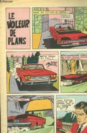Mandrake N°357 - Le Voleur Des Plans - Couverture - Format classique