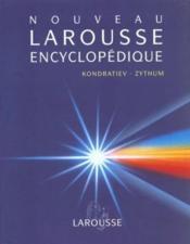 Nouveau Larousse Encyclopedique - Couverture - Format classique