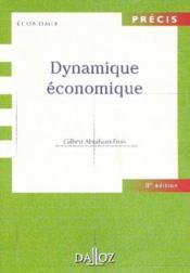 Dynamique économique (9e édition) - Couverture - Format classique