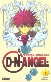 D.N.Angel t.1 - Couverture - Format classique