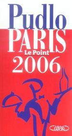 Pudlo paris 2006 - le point - Intérieur - Format classique