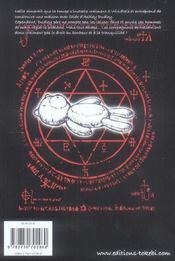 Priest T.15 - 4ème de couverture - Format classique