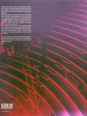 Fabre Et Perrottet. Architectes De Theatre - 4ème de couverture - Format classique