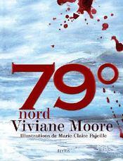 79° nord - Couverture - Format classique