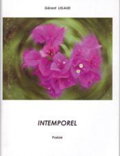 Intemporel - Couverture - Format classique