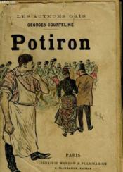 Potiron. - Couverture - Format classique