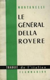 Le General Della Rovere. - Couverture - Format classique