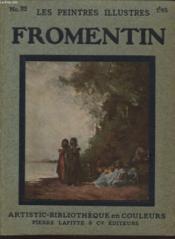 Les Peintres Illustres Fromentin - Couverture - Format classique