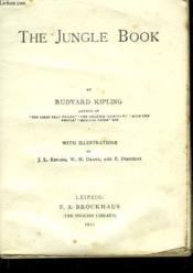 The Jungle Book - Couverture - Format classique